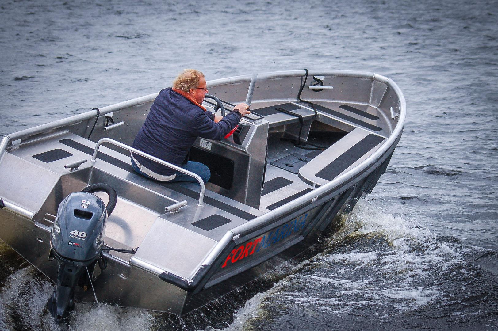 Verwonderend Tenderline | Onbezorgd Varen | Aluminium boten ED-32