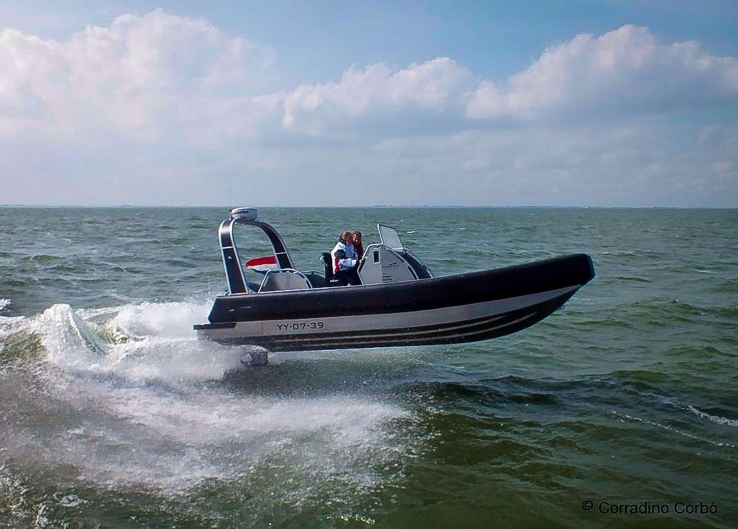 Wonderbaar Tenderline | Onbezorgd Varen | Aluminium boten RH-24